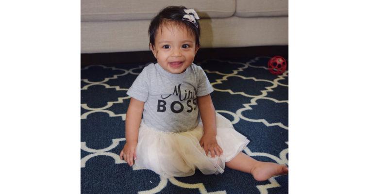 Motherhood Update: Hoda at 11 months