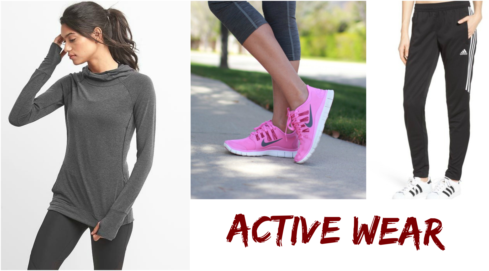 Fashion Friday | Modest Workout Outfit