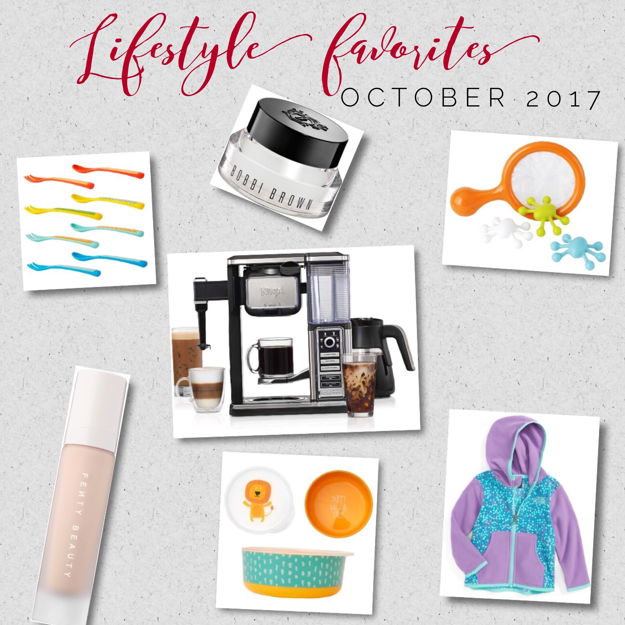 Lifestyle Favorites | October 2017